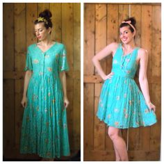 Super easy tutorial with pictures for altering a dress!!