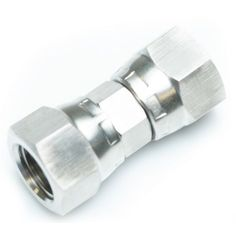 BVV 37 Degree 304 Stainless Steel 1//2 Inch MJIC Union