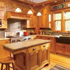 Photo: Karen Melvin | thisoldhouse.com | from All About Kitchen Cabinets