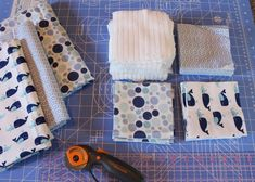 How to Make a Baby Quilt from Receiving Blankets (& Exciting News! Baby Quilt Tutorials, Beginner Quilt Patterns, Baby Quilt Patterns, Baby Sewing Projects, Quilting Projects, Sewing Ideas, Easy Baby Blanket, Baby Blanket Crochet, Receiving Blankets