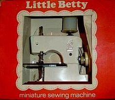 betty machine company