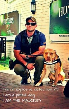 Uplifting So You Want A American Pit Bull Terrier Ideas. Fabulous So You Want A American Pit Bull Terrier Ideas. Military Working Dogs, Military Dogs, Police Dogs, I Love Dogs, Puppy Love, Nanny Dog, Bull Terrier Dog, Bull Dog, War Dogs