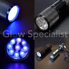 UV ZAKLAMP 9 LED - Glow Specialist