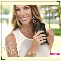 A nossa nova coleção de Acessórios da Marisa está incrível!   São peças lindas, charmosas e que você 'tem que ter' para deixar os seus looks com a sua cara.   Passe na loja e confira!