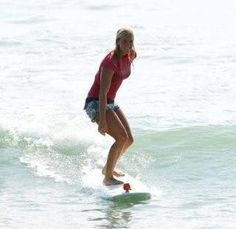 wish I looked this good while surfing