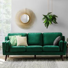 Find a couch, sofa or loveseat that suits your needs and fits perfectly in your home. At Wayfair, we carry Zillions of couch styles to fit any home's decor. Retro Living Rooms, Living Room Green, Sofa, Furniture, Living Room Sofa, Retro Sofa, Modern Furniture Living Room, Sofa Uk, Elegant Sofa