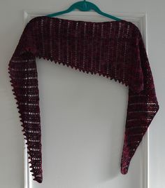 Ravelry: Project Gallery for Thaden's Asymmetrical Shawl pattern by Marie Segares $5.00