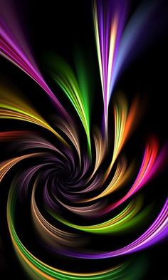 """Photo from album """"Пины фракталы"""" on Yandex. Apple Wallpaper, Wallpaper Backgrounds, Mobile Wallpaper, Iphone Wallpapers, Art Fractal, World Of Color, Colorful Wallpaper, Rainbow Wallpaper, Optical Illusions"""
