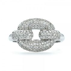 Diamond Ring // J.M. Edwards Jewelry // Cary, NC