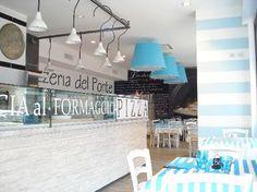 Ristorante Pizzeria Ligure - Via Decembrio 26 - Milano -Tipica cucina ligure...la focaccia di Recco è sublime