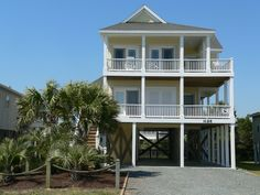 Small beach house plans on pilings Home Pinterest Small beach