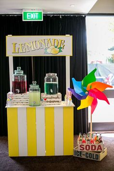 Circus/Carnival Birthday Party Ideas | Photo 6 of 36 | Catch My Party