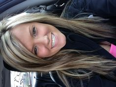 Blonde hair - love this color