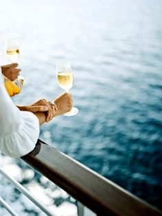 Wine by the sea