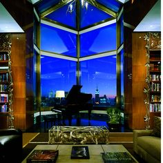Ty Warner Penthouse Four Seasons Hotel, NYC
