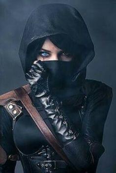 Character inspiration: Assassins