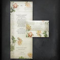 Vintage Roses - Seal 'n Send