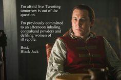 Outlander Twisted Twitter Humor... lol!