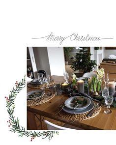 "🥂🍽✨""Setkali jsme se u jednoho stolu, po roce opět všichni a spolu..."" 🎶🎵🎶🎵🎵 _________________________________ #spolu #stedryvecer #vecere… Table Settings, Christmas, Instagram, Xmas, Place Settings, Navidad, Noel, Natal, Kerst"