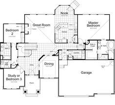 Rambler House Plans front New Rambler House Plans The Rambler House Plan 7711 House Plans Home