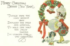 christian new year poems | ... of christians christmas cards verses image merry christmas bright new
