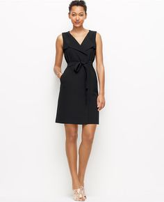 Thumbnail Image of Primary Image of Trench Wrap Dress