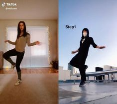 Steps Dance, Cool Dance Moves, Dance Tips, Hip Hop Dance Videos, Dance Workout Videos, Dance Choreography Videos, Gym Workout For Beginners, Gym Workout Tips, Fitness Workouts