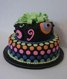 Tween fondant cake! - COOKING