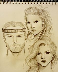 Aegon I the Conqueror, Visenya and Rhaenys Targaryen