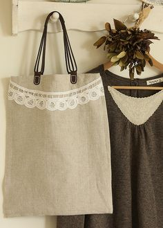 2 sides tote | Flickr - Photo Sharing!