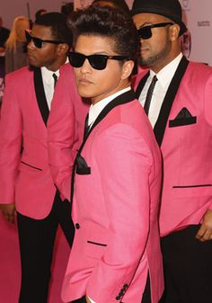 Bruno Mars - Every time I hear or see this kid, I can't take my eyes or ears off of him!!!  Love this kid!!!