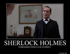 Sherlock Holmes... by MrsJokerQuinn.deviantart.com on @DeviantArt
