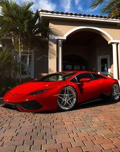 Lamborghini Huracan on ADV1 Wheels #CarFlash