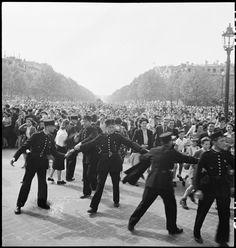 8 et 9 mai 1945 : fête de la Victoire