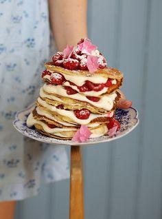 Strawberry shortcake stack x
