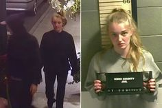 Rich daughter of ballet stars busted in burglary spree | New York Post -- -- -- -- -- -- -She went from gracing red carpets to posing for mug shots. The socialite daughter of a New York City ballet power couple traded in her evening gowns for a cat-burglar outfit to allegedly rob a stri…