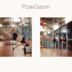 Flying Genie & Reverse Super Woman  #PoleDance #PoleFitness #PoleGasm #IPDA Regular Class L1-2