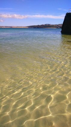Bamaluz beach St Ives August 8 2015 by MM