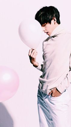 I wanna be that balloon so bad