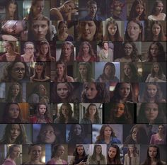 angel tv show | Shades of Fred/Illyria Series