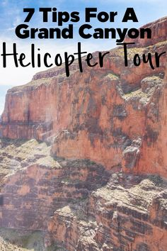 Let me first say that not every member of our family is the biggest fan of helicopter rides. Perhaps one of the parents in ou Grand Canyon Helicopter Ride, Best Helicopter, Grand Canyon Resorts, Vegas To Grand Canyon, Grand Canyon Tours, Vacation Trips, Vacation Spots, Vacations, Destinations