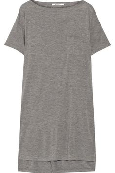 T by Alexander Wang Classic Jersey Mini Dress - Worn in warmer months alone, or with closed toes shoes and a blazer or sweater to change it up.