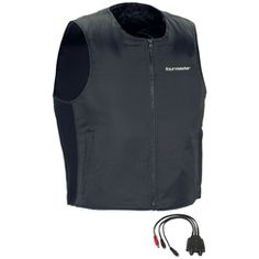 2014 Tour Master Synergy 2.0 Insulation Snow Gear Protector Electric Vest Liner