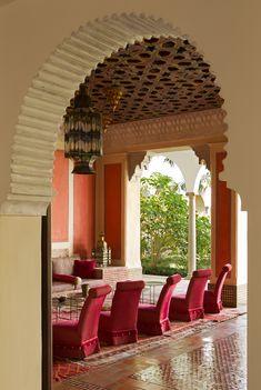 Finca Cortesin Al Andaluz Moroccan Room, Spain.