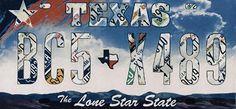 I uploaded new artwork to fineartamerica.com! - 'Texas License Plate' - http://fineartamerica.com/featured/texas-license-plate-lanjee-chee.html via @fineartamerica