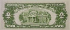 Monticello – Wikipédia, a enciclopédia livre Old Coins, Rare Coins, Coins Worth Money, Valuable Coins, Two Dollars, Legal Tender, Coin Worth, Coin Values, Old Money