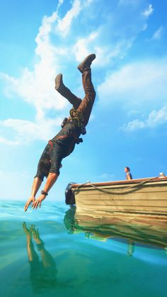 (*** http://BubbleCraze.org - New Android/iPhone game is taking the world by storm! ***)  Uncharted 4