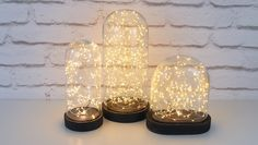 Galaxy Domes are beautiful, mesmerising table lamps that use LEDs to produce an eye-catching visual display. Perfect for romantic or additional lighting. Glass Bell Jar, The Bell Jar, Glass Vessel, Glass Domes, Modern Magazine Racks, Starry String Lights, Unique Table Lamps, Visual Display, Light Table