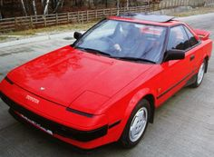 1985 Toyota MR2 A Little Rocketship with 16 V Twin Cam 4 AutoCognito