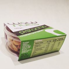 125g WOW Nuts - Greek Pistachios from Aegina